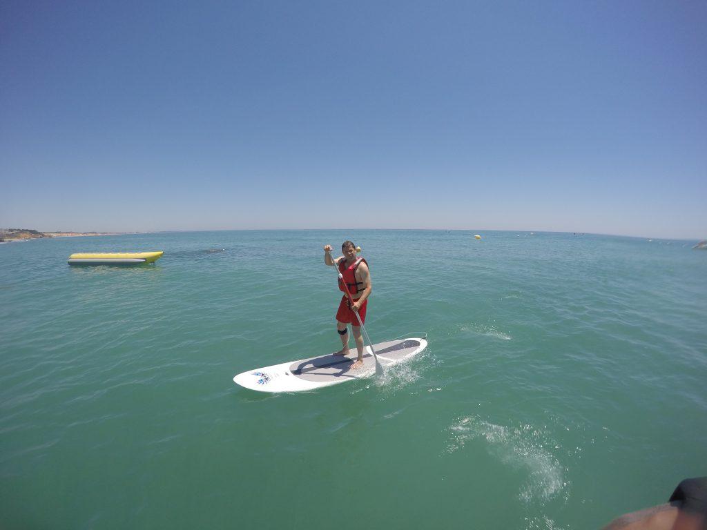 albufeira stand up paddle; albufeira sup tours; albufeira surf; sao rafael beach; falésia beach; galé beach; albufeira beach;